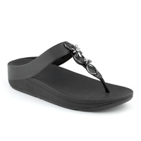 FitFlop Fino Blossom Toe Thong